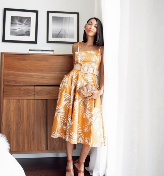 How To Tastefully Add Tropical Print To Your Wardrobe This Summer