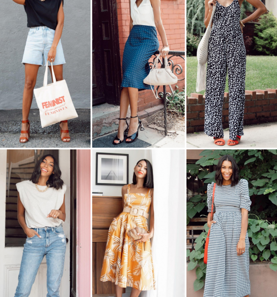 These Were Your Favorite Outfits In July