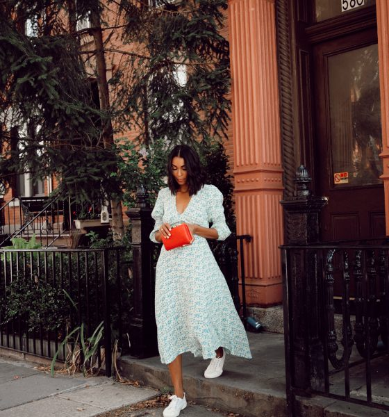 How to Look Dressed Up Even in a Pair of Sneakers