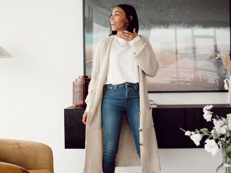 Here Are 3 Pieces Under $50 That I Wear On Repeat In The Fall