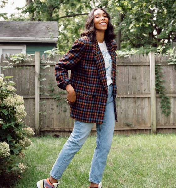 How To Add Edge To Your Blazer Outfit This Fall