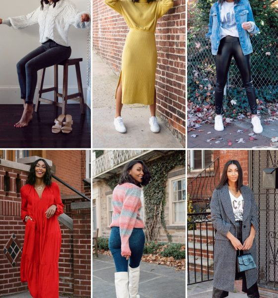 These Were Your Favorite Outfits In November