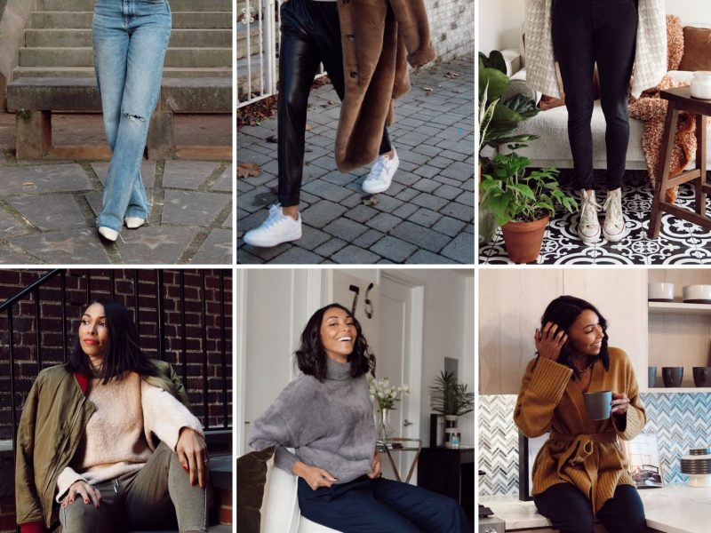 These Were Your Favorite Outfits in December