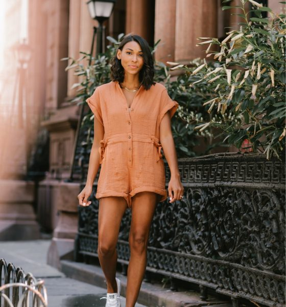 This Spring A Romper Is The New Loungewear