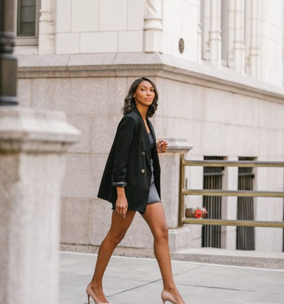 How To Make Your Blazer More Playful This Spring