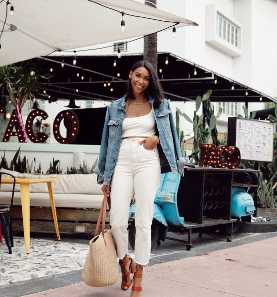 Here's an Effortless, Chic + Casual Spring Outfit Idea