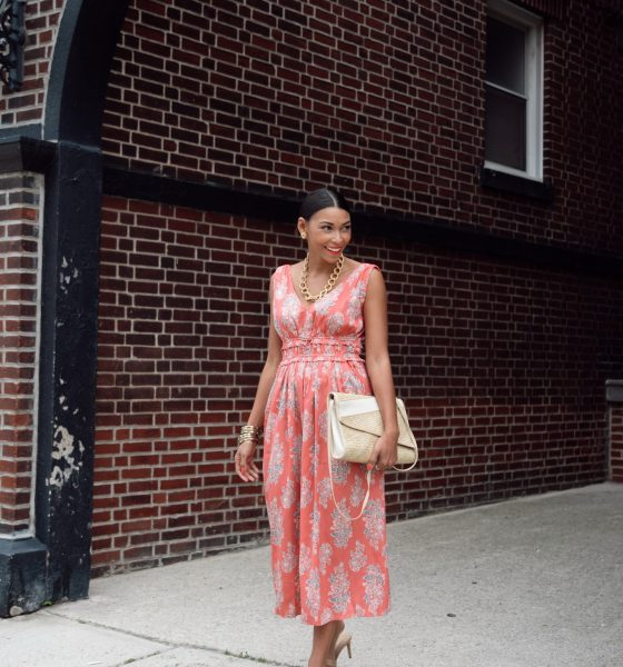 Here's Some Wedding Guest Dresses+ Accessories Inspiration