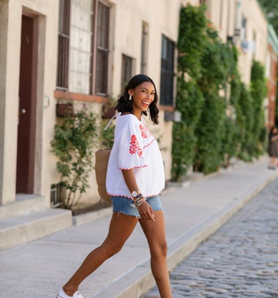 Easy, Casual Summer Outfits Perfect For All Summer Festivities