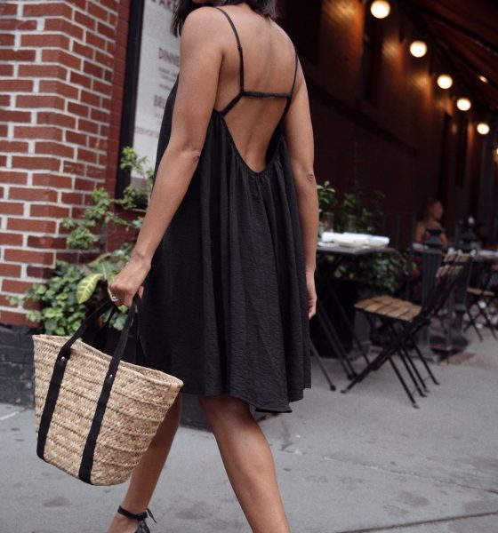 Here's A Chic and Easy Date Night Outfit Idea