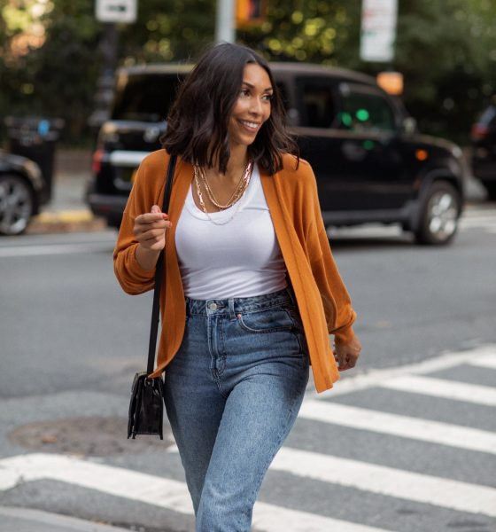 An Early Fall Outfit That Will Have You Out The Door in 5 Minutes