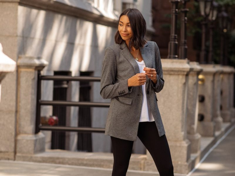 How to Make A Rainy Day Outfit Chic