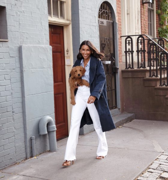 How to Wear White in the Fall and Look Ultra-Chic