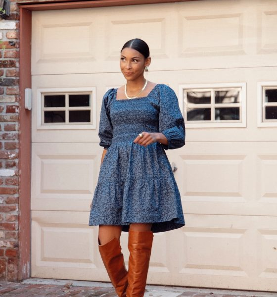 On The Go? Here's An Easy One-and-Done Fall Outfit